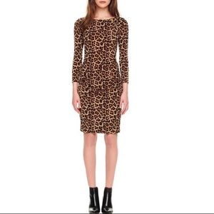 Michael Kors Cheetah dress size XXS